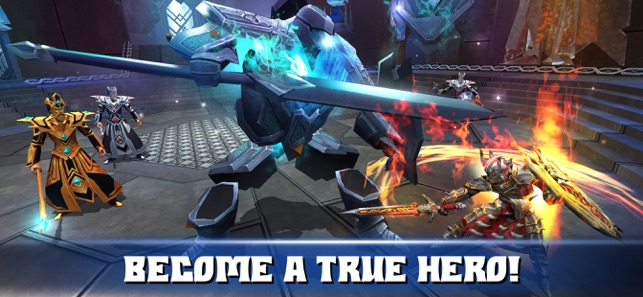 Celtic Heroes 3D MMO on the App Store