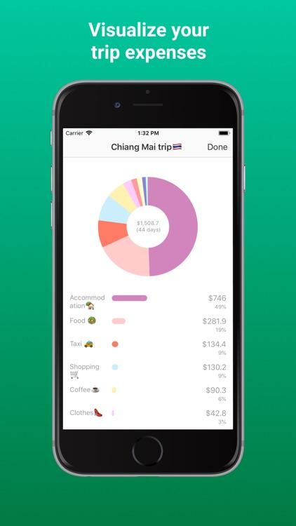 Nomad Wallet Expense Tracker screenshot-7