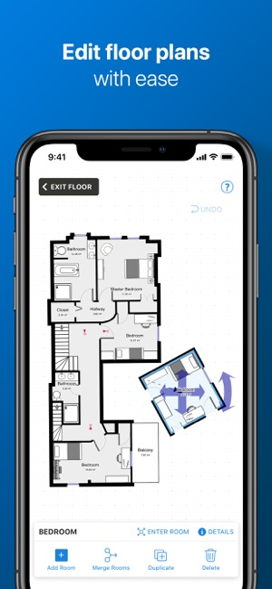 2D/3D floor plans on the App Store