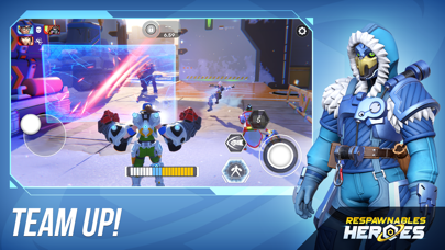 Screenshot from Respawnables Heroes