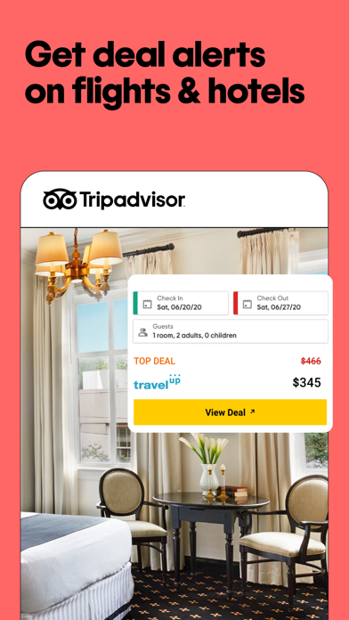 Tripadvisor Hotels Vacation review screenshots