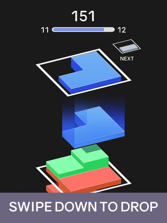 Tile Stack Puzzle Tower screenshot 7
