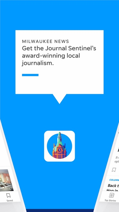 Screenshot for Milwaukee Journal Sentinel in United States App Store