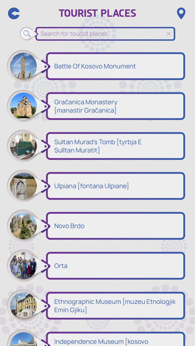 Pristina City Guide screenshot 3
