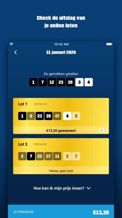 Eurojackpot NL screenshot-3