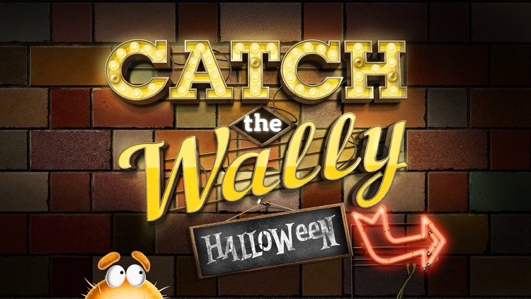 Catch the Wally Halloween