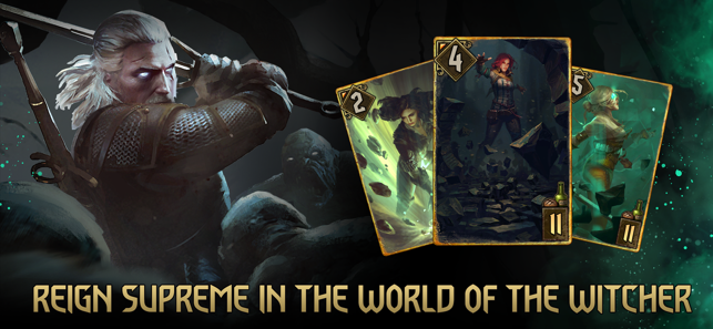 ‎GWENT: The Witcher Card Game Screenshot