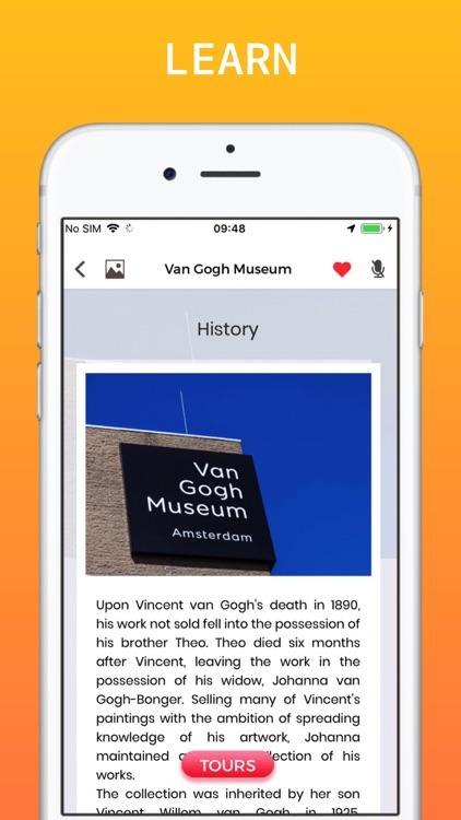 Van Gogh Museum Visitor Guide screenshot-4