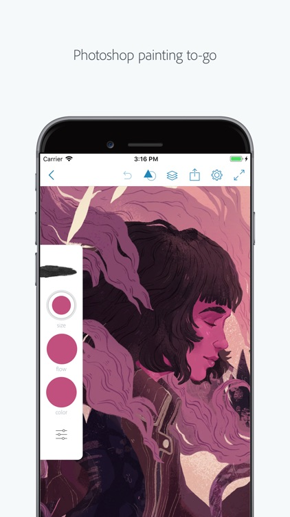 Adobe Photoshop Sketch screenshot-0