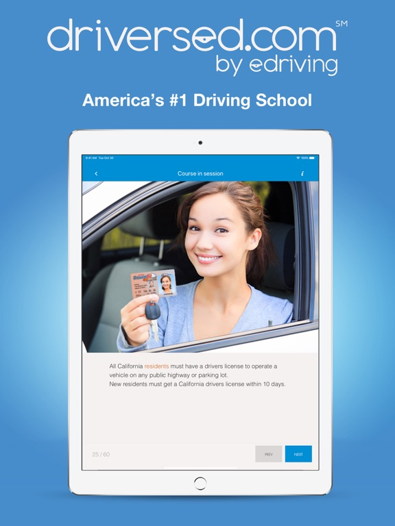 Online Drivers Ed >> Drivers Ed App Price Drops