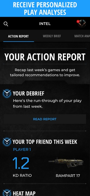 Call of Duty Companion App on the App Store