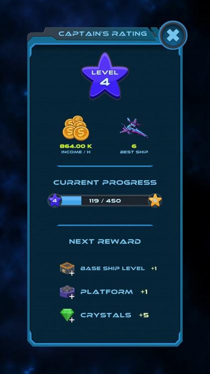 Space Merge Idle 3D screenshot-8