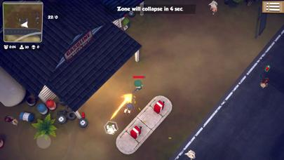 Zombie Islands screenshot three