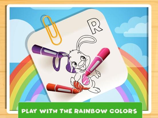 Fun Drawing Color Book Game screenshot #4