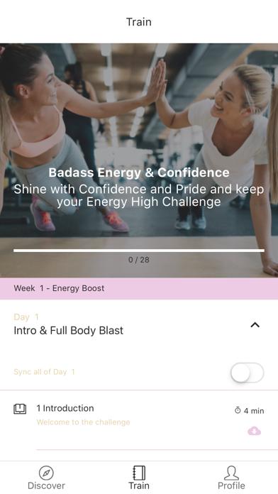 Rx Energy screenshot 1