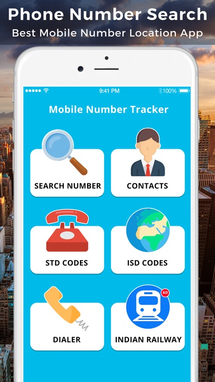Phone Number Search & Location