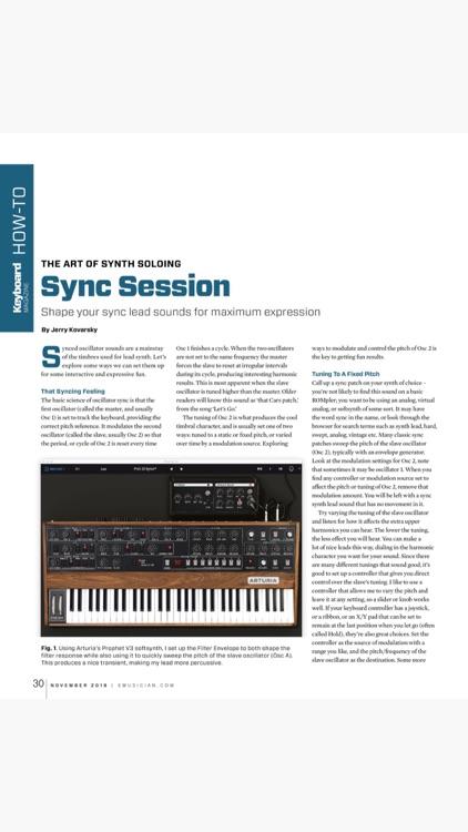 Electronic Musician+ screenshot-5