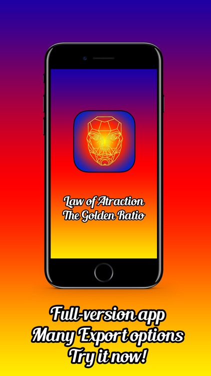 Golden Ratio: Harmonic Face screenshot-4