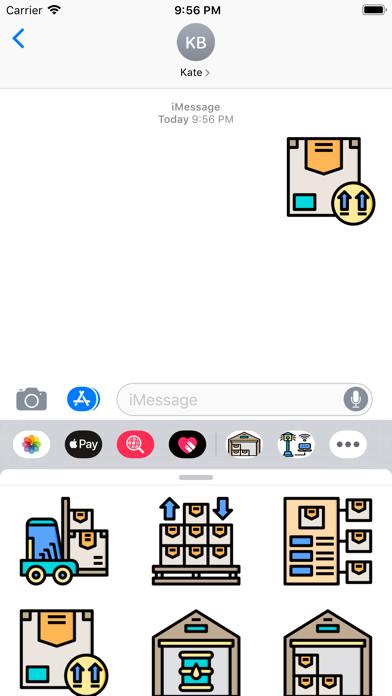 WarehouseMi screenshot 3