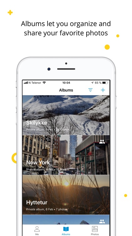 Capture App - Photo Storage
