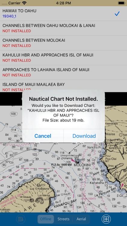 Maui-Lanai-Moloka'i Raster GPS