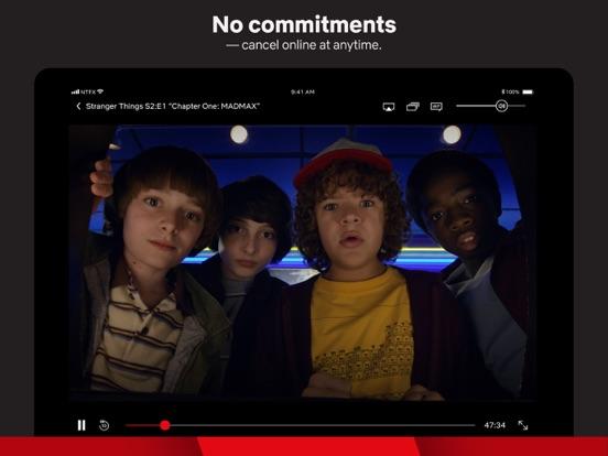 Screenshot #3 for Netflix