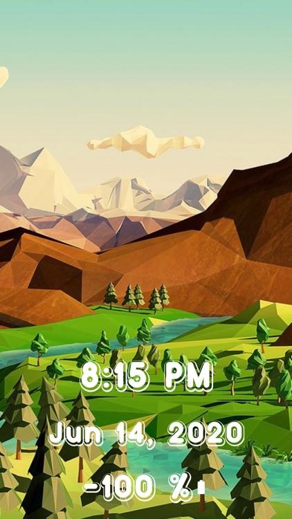 Clock Display | Time Wallpaper screenshot-7