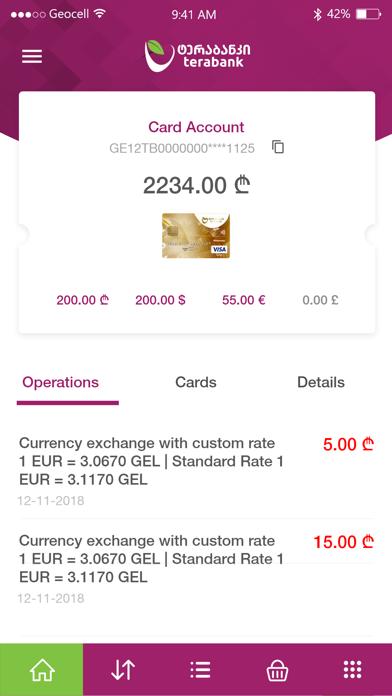 Terabank Mobile Banking 4