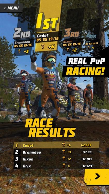 Dirt Bike Unchained screenshot-3