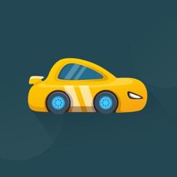 徒行顺风车-Tuxing Cars Emoji