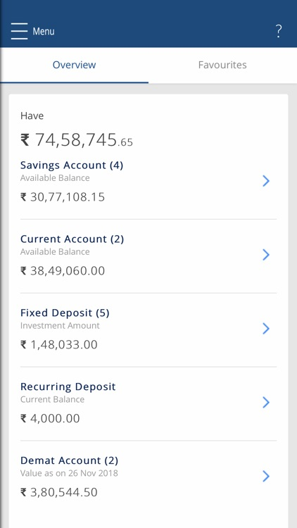 HDFC Bank MobileBanking screenshot-3
