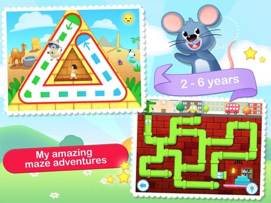 Toddler Maze 123のおすすめ画像1