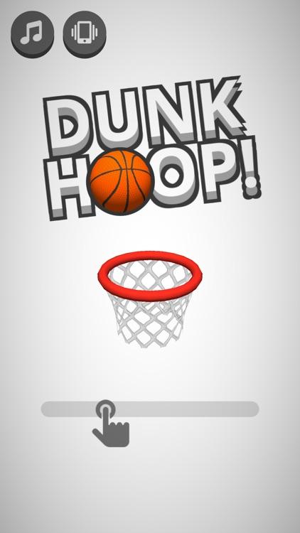 Dunk Hoop screenshot-4