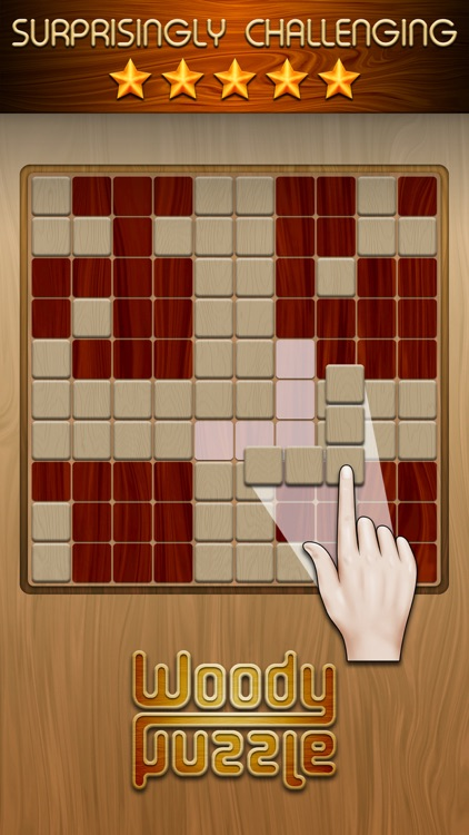 Woody Block Puzzle  ™ screenshot-0