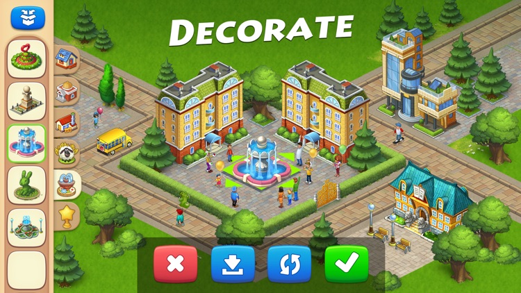 Township: Farm & City Building screenshot-3