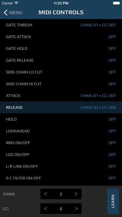 AUFX:Push Screenshots