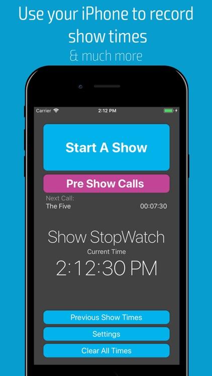 Show StopWatch screenshot-0