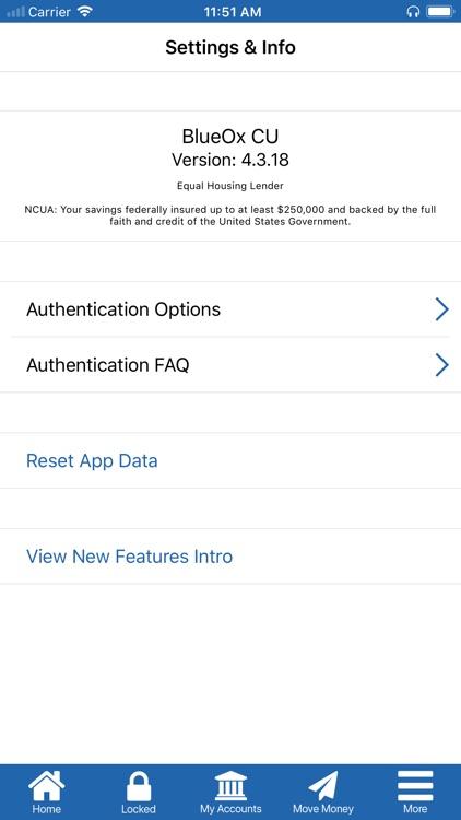 BlueOx Credit Union screenshot-3