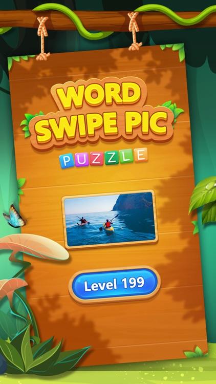 Word Swipe Pic screenshot-4