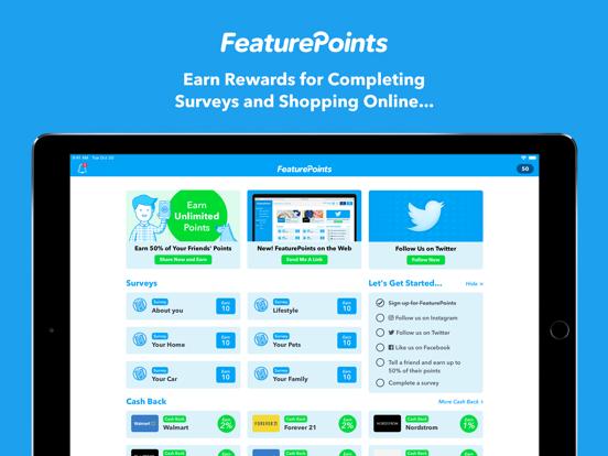 FeaturePoints screenshot