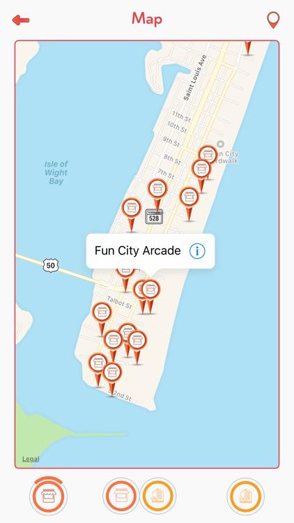 Ocean City Tourism Guide screenshot-4