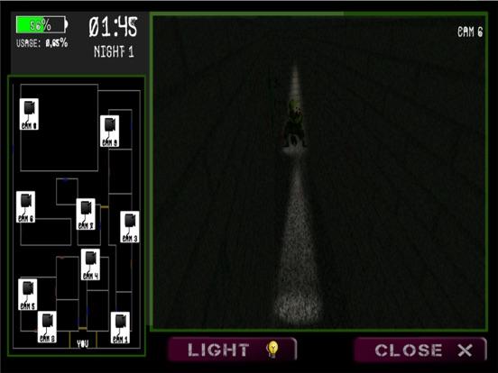 5 Nights in Scary School Basic screenshot 4