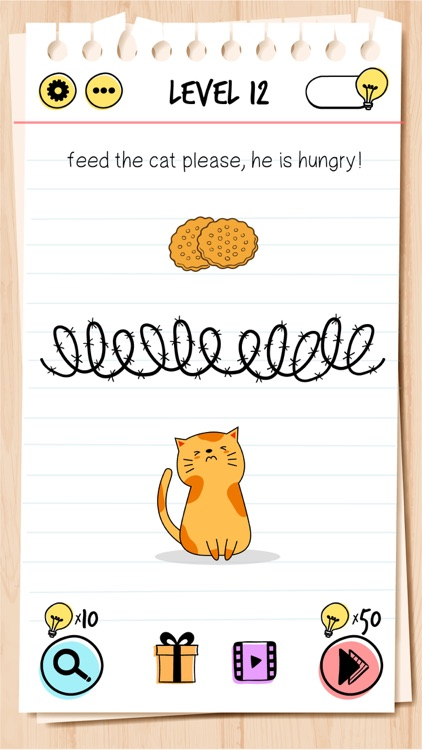 Brain Test: Tricky Puzzles screenshot-3