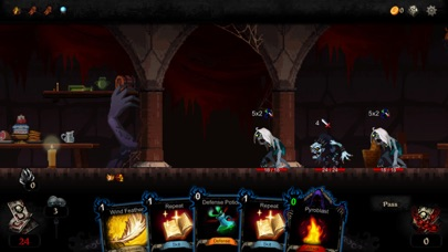 Blood Card screenshot1