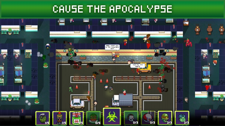 Infectonator 3: Apocalypse screenshot-0