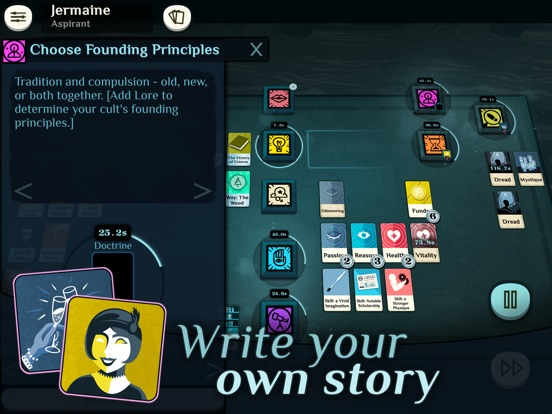 Cultist Simulator screenshot #3