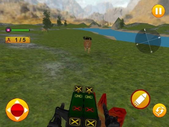 Animal Battle Dinosaur Games screenshot 12