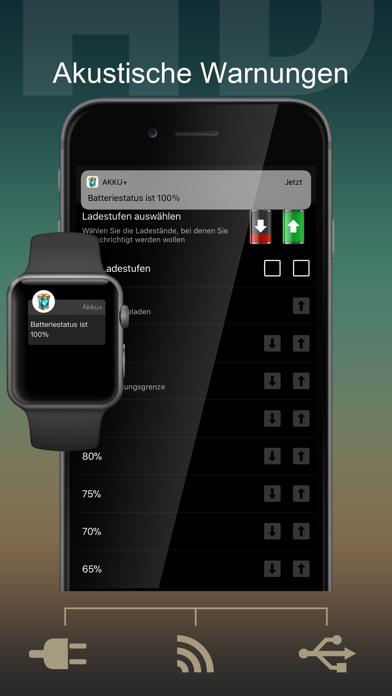 Akku & Batterie HD+ MonitorScreenshot von 2