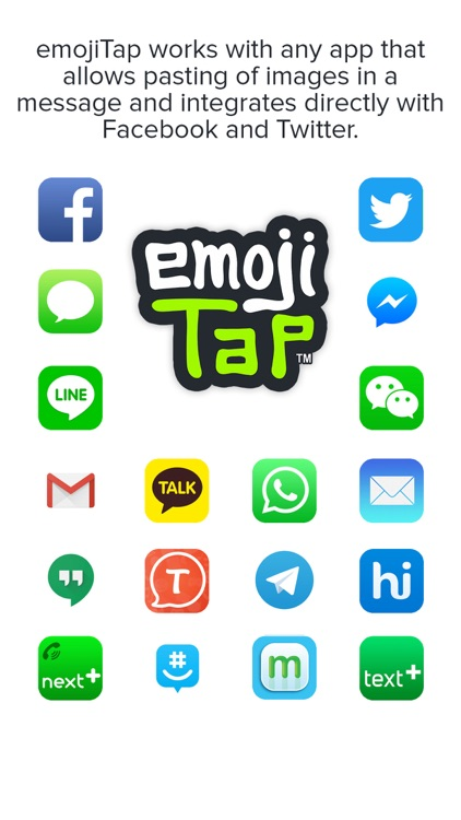 emojiTap Keyboard screenshot-1