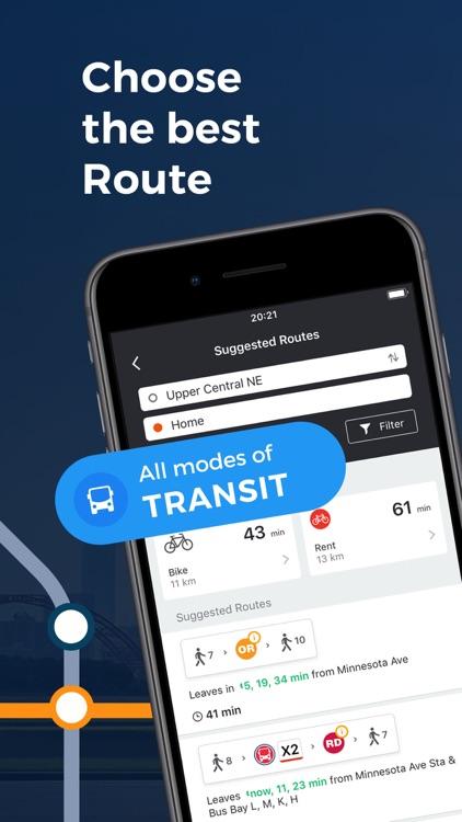Moovit: All Transit Options